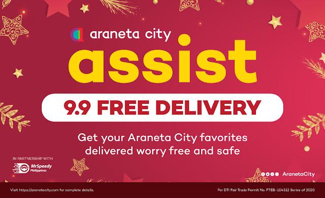 ARANETA CITY ASSIST