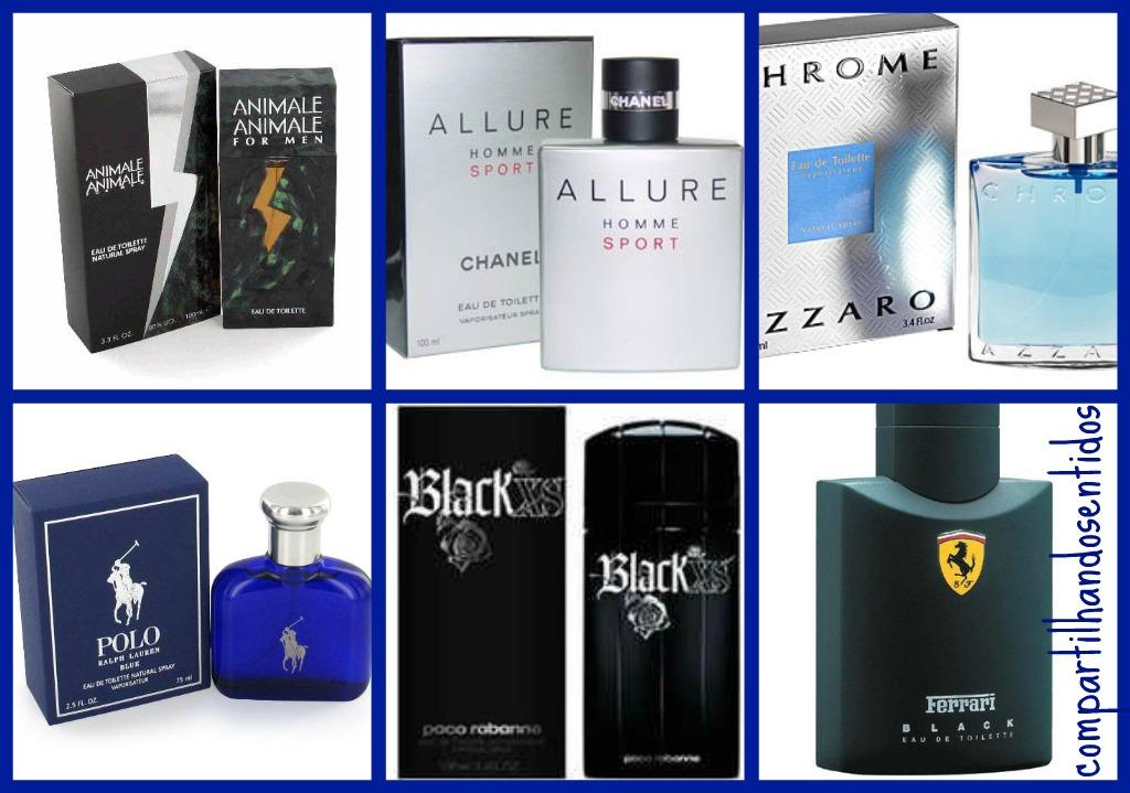 bccda3def Tanto as pesquisas virtuais como nas lojas físicas me direcionaram para 6  perfumes. São eles