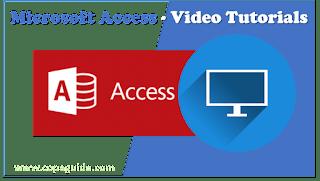 Video Tutorials MS-Access