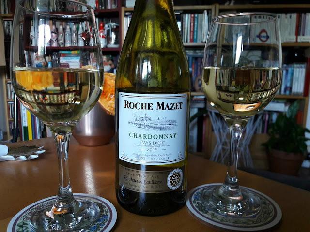 Vins Roche Mazet rosés blancs Syrah Cinsault Grenache Merlot Sauvignon Chardonnay french wine pays d'oc