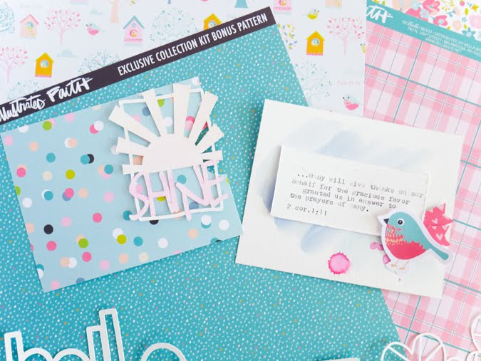 Cut Shoppe & Bella Blvd Blog Hop by Jamie Pate  |  @jamiepate for @bellablvd and @cutshoppe