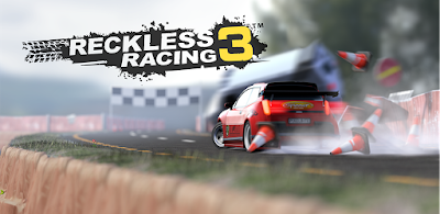 Reckless Racing 3 (MOD, unlimited money) Apk + Data for Android
