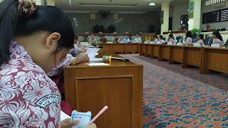 SD Putra Nirmala Belajar Tentang Tugas Dan Fungsi DPRD Kota Cirebon