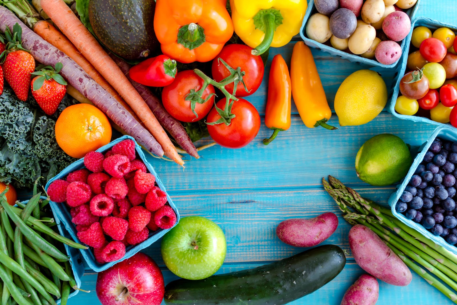Five Big Steps Towards Creating Effective Healthy Eating