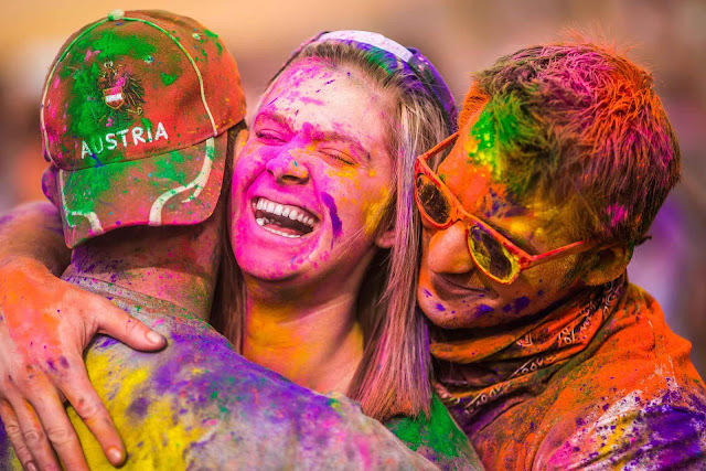 Hd Picture Of Holi Festival