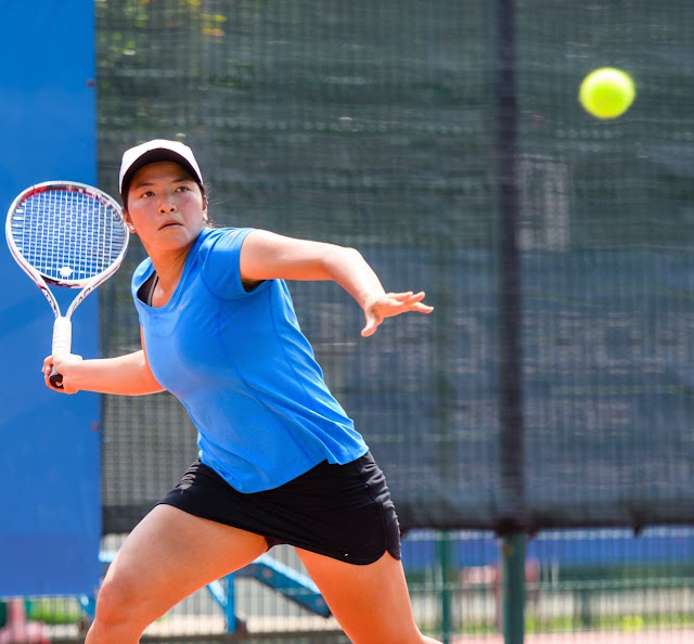 Tumbangkan Petenis Unggulan asal Jepang, Jessy Rompies Melaju ke Babak Utama ITF World Tennis Tour W60 Changsha