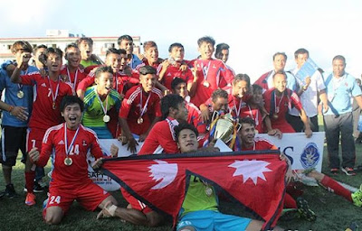 nepal beats india on saff champion final 5-4
