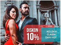 Diskon 10% Parfum FM Classic dan Hot Collection, Hanya di Tanggal 25 Januari 2018