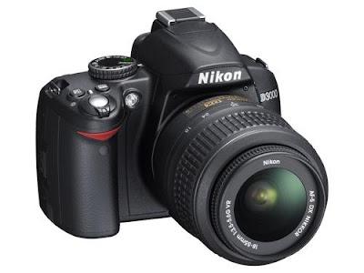 Camara fotografica Nikon