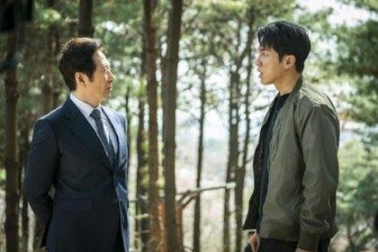 """Lee Seung Gi dan Baek Yoon Shik Dalam Kondisi Tegang di """"Vagabond"""""""