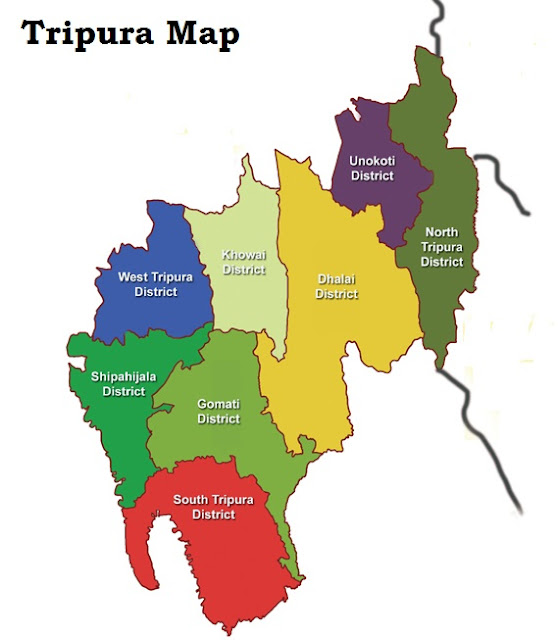tripura-state-map-district-maps