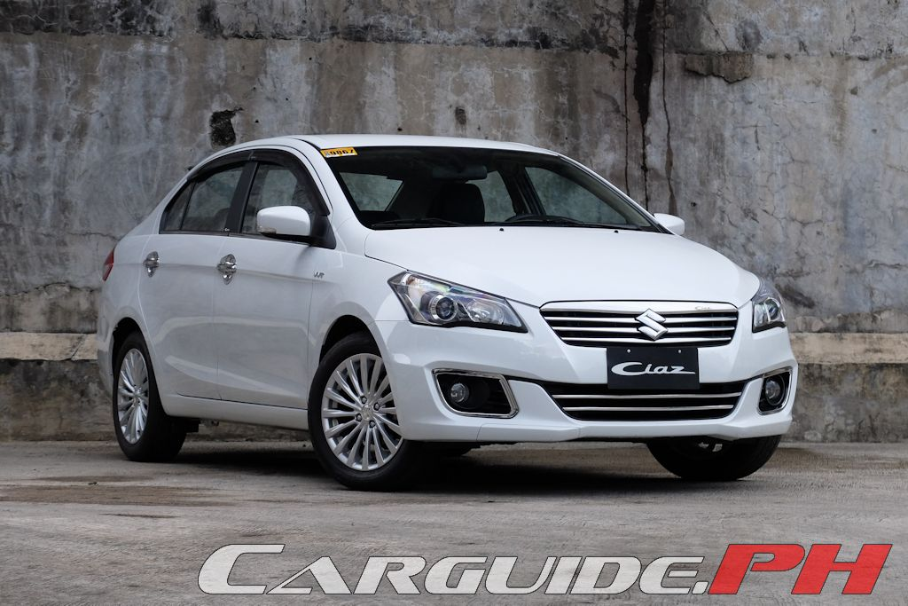 Review 2016 Suzuki Ciaz Glx A T Philippine Car News Car Reviews