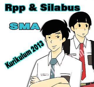 RPP seni budaya SMA kelas 12 Kurikulum 2013 Revisi Terbaru