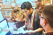 Wakil Gubernur Pamerkan Pertumbuhan Ekonomi Jawa Timur Lewat IBT Expo