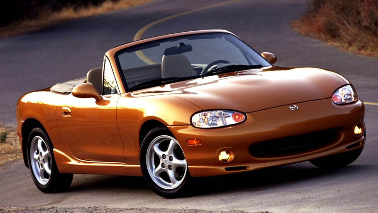 Mazda Roadster RS (NB8C)