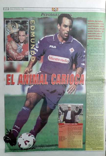 EDMUDO PROFILE EL ANIMAL CARIOCA