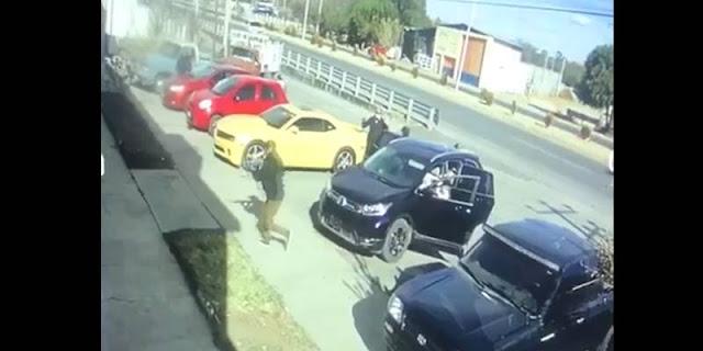 Video; Sicarios levantan a dos elementos de la Guardia Nacional en Jerez; Zacatecas, plaza en disputa por el CDS y CJNG