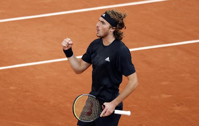 Πόσα «έβγαλε» ο Τσιτσιπάς φθάνοντας στους «4» του Roland Garros