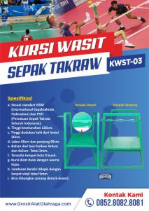 kursi wasit sepak takraw kwst-03