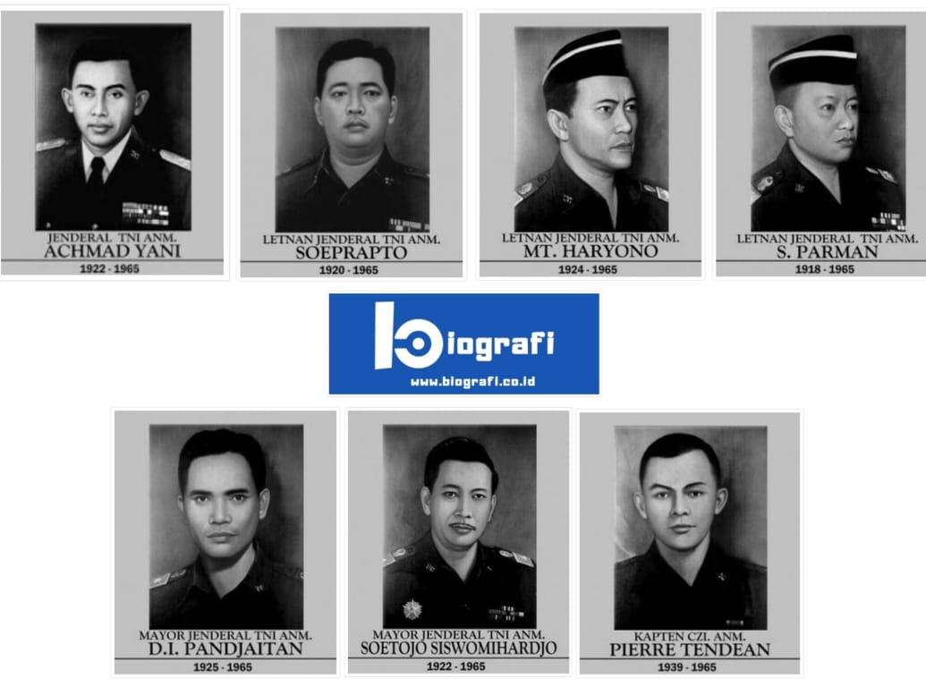 Gambar Pahlawan Nasional Beserta Nama-namanya