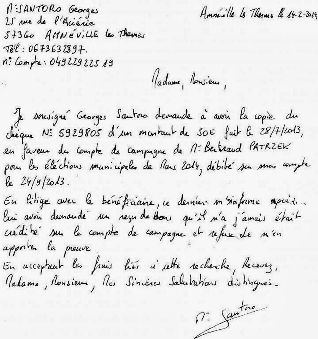 lettre de demission manuscrite ou informatique Amnéville Résistance: Renaissance l'excellence continue lettre de demission manuscrite ou informatique