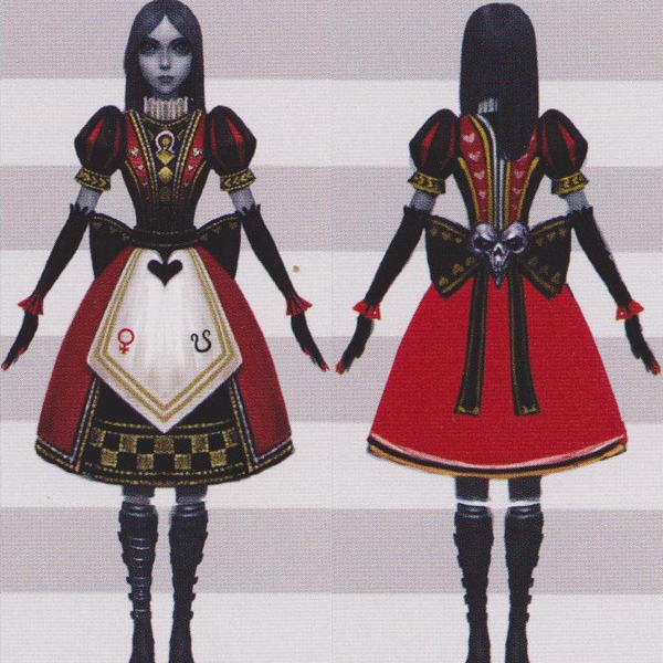 Alice Madness Returns Royal Dress | www.imgkid.com - The ...