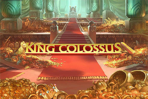 Main Gratis Slot King Colossus (Quickspin)