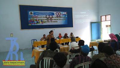 Desa Pituruh Mengadakan Seminar Pengelolaan Sumber Daya Air Berbasis Gender, Dipelopori Oleh Dinas Pekerjaan Umum Sumber Daya Air Dan Penataan Ruang Provinsi Jawa Tengah
