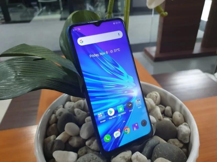 Realme 5 6.5-inch Display