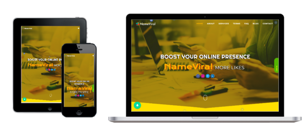 NameViral - Boost Your Online Presence