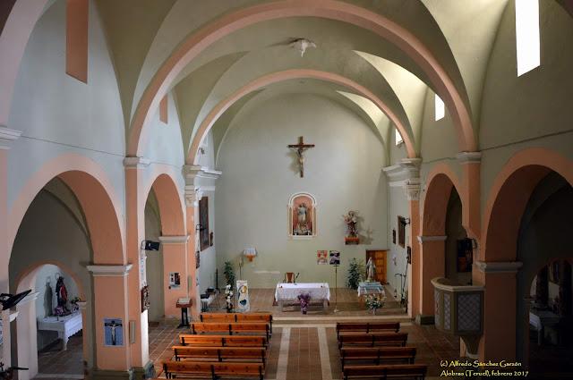 alobras-teruel-iglesia-parroquial-nave