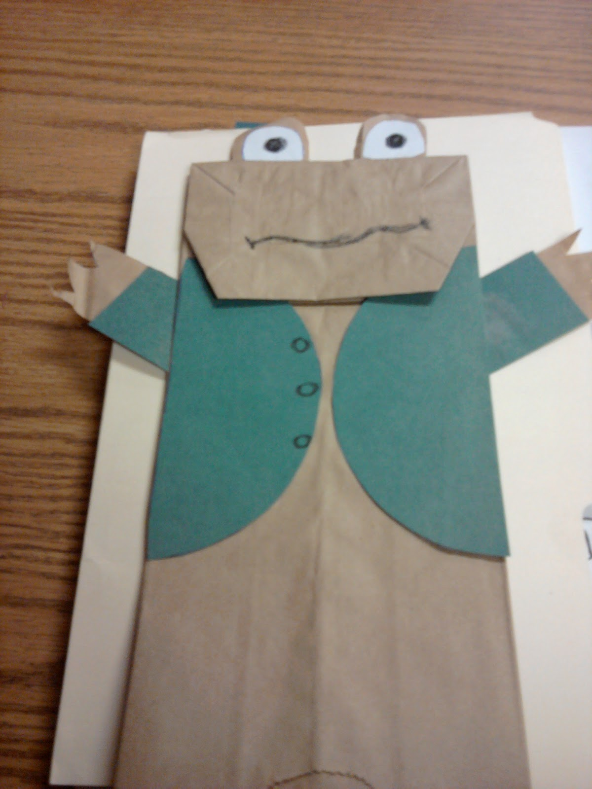 First Grade And Fabulous Frog And Toad