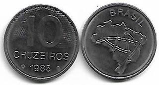 10 Cruzeiros, 1985