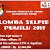 Lomba Selfie Pemilu