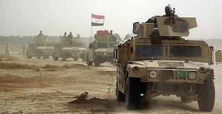 القوات المشتركة العراقية  تشارف على انهاء المهام الموكلة اليها في ايمن الموصل