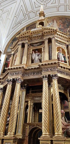 Restauración de las cubiertas de la iglesia de Santa María la Mayor de Alcalá de Henares