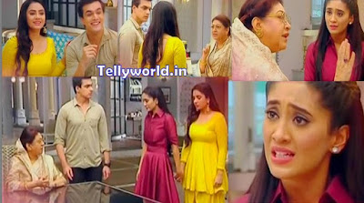 Yeh Rishta Kya Kehlata Hai Episode News 6th December Video Written Update.