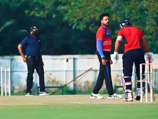 Angry young man returns: S Sreesanth stares, sledges batsmen in warm-up match - watch video