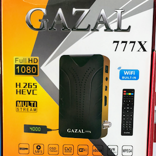 سوفت جديد لجهاز  Gazal 777X