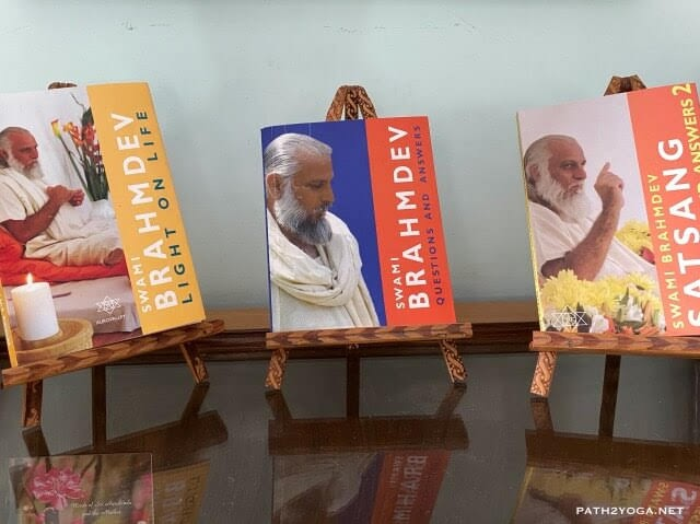 Books by Swami Brahmdev