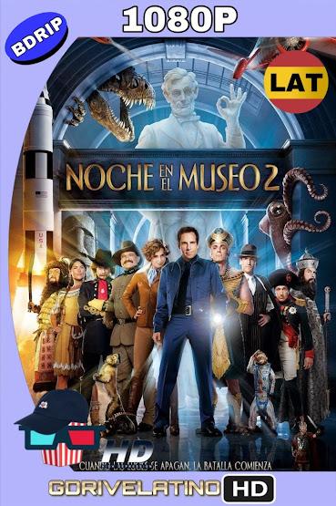 Una Noche en el Museo 2 (2009) BDRip 1080p Latino-Ingles MKV