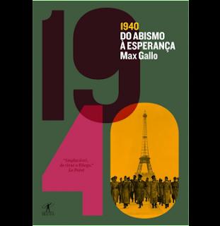 livro 1940 max gallo