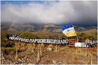 Geopolítica  forestal  en  La  Araucanía