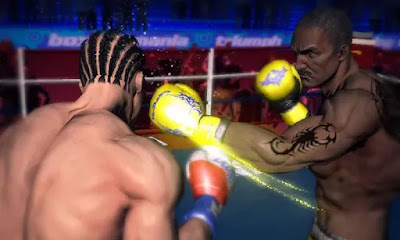 Download Punch Boxing 3D 2018 MOD APK v1.1.1 Full Hack Android Unlimited Money Update Terbaru Gratis