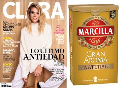 Revista y Regalo Clara noviembre 2019