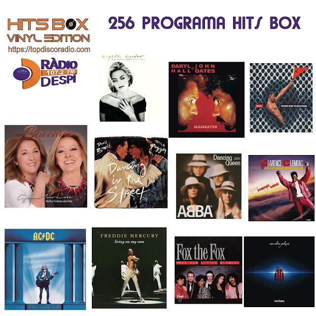 256 Programa Hits Box