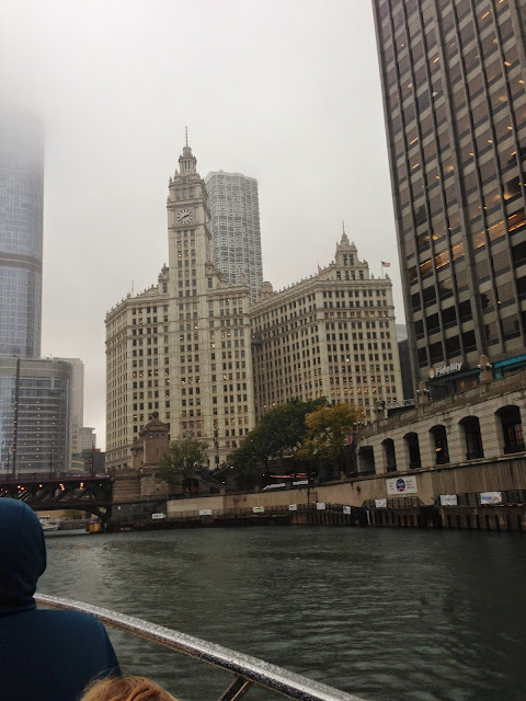 Explore Downtown Chicago and Lake Michigan on a SeaDog cruise! #SeaDog #cruise #travel #chicago