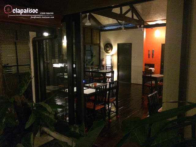 Trattoria ALTROV'E BF Homes Details