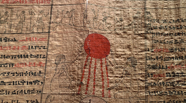 Egyptian Book of the Dead auctioned for €1.3 Million