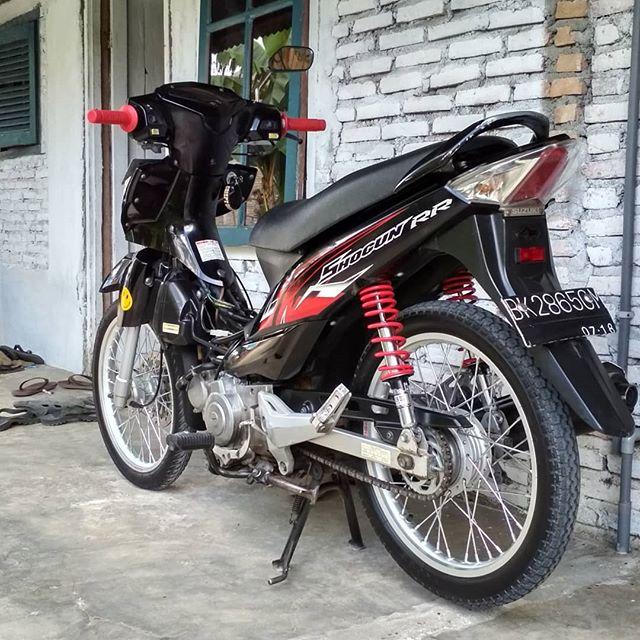 71 Foto Modifikasi Motor Shogun Thailook Kece Terbaru